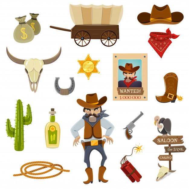 Cowboy Vectors, Photos and PSD files.