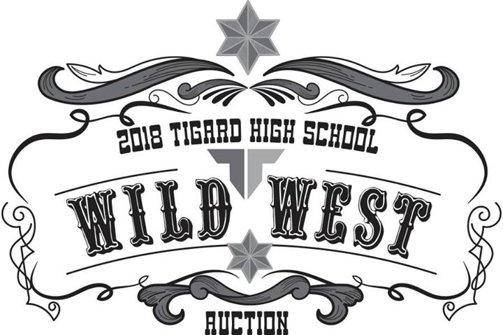 THS 2018 Wild West Auction at Tigard High PSO, Tigard.