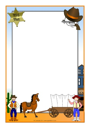 Wild West & Cowboys Teaching Resources & Printables.