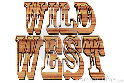 Clipart Wild West.