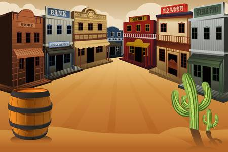 20,517 Wild West Stock Vector Illustration And Royalty Free Wild.