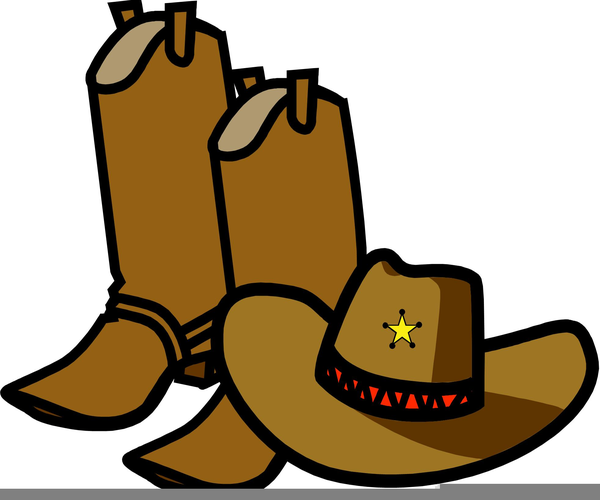 Free Wild West Clipart Download.
