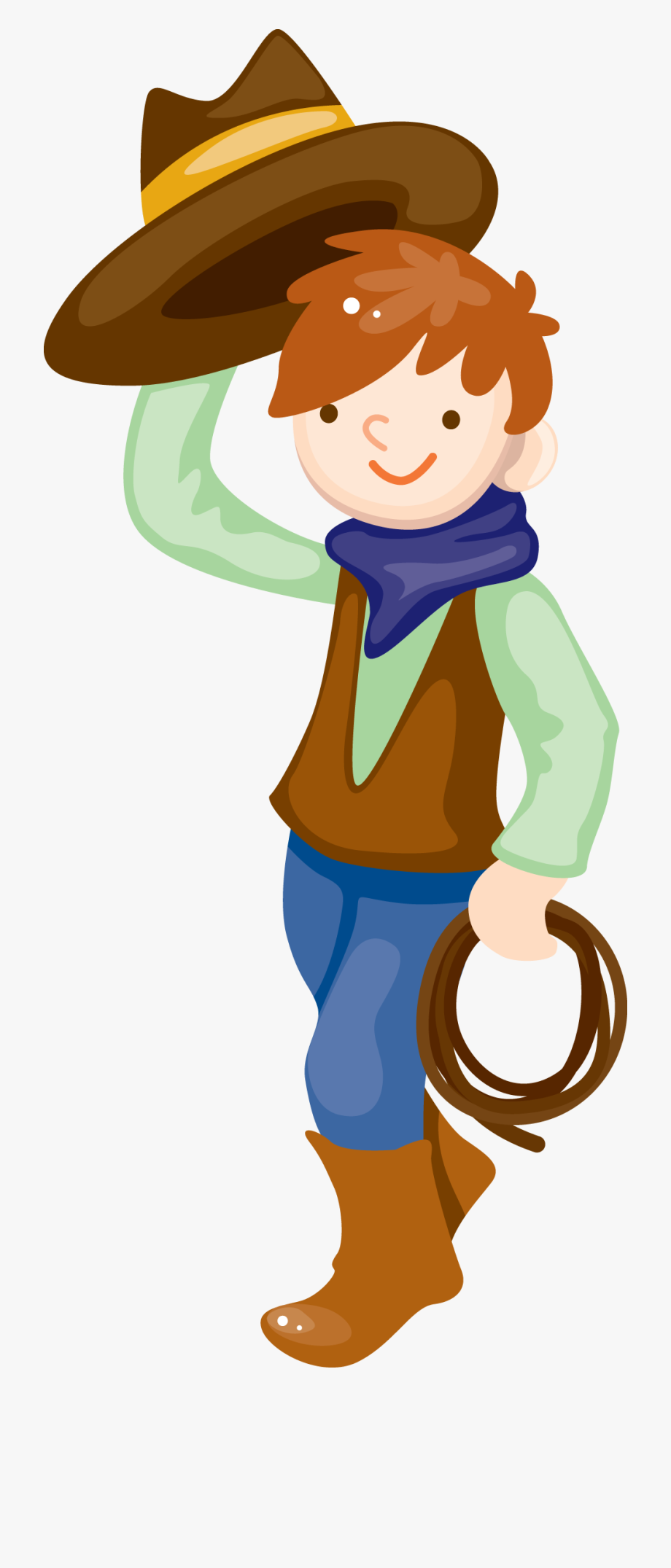 Pioneer Clipart Wild West.