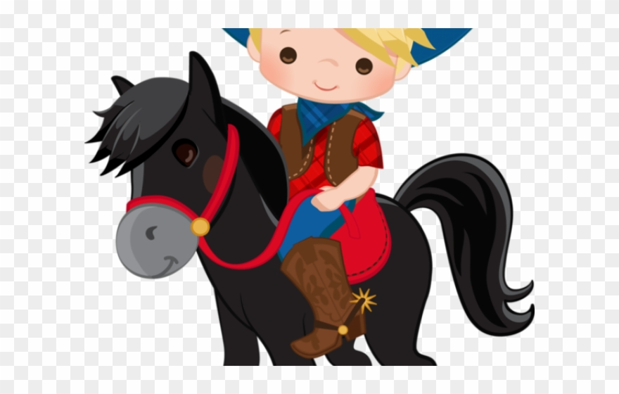 Horse Clipart Wild West.
