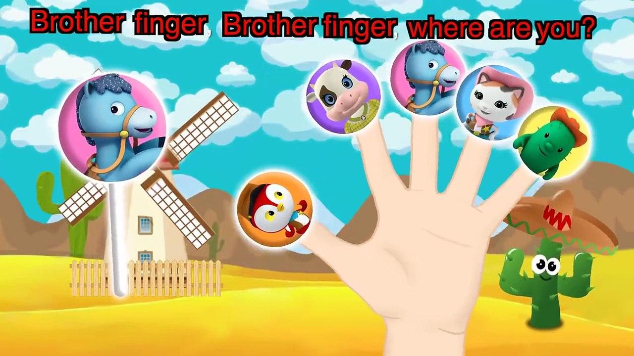 Sheriff #Callies Wild West #Lollipop #Finger Family.