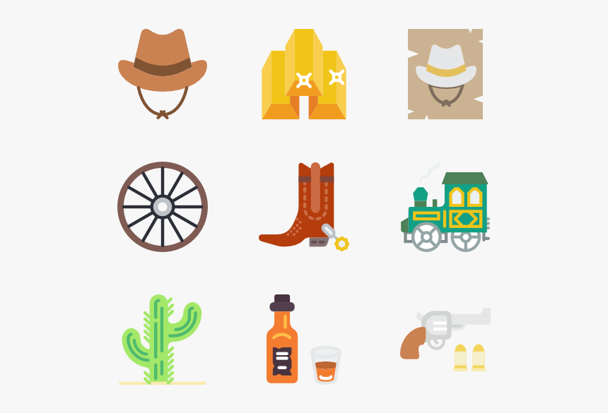 Wild West Collection.