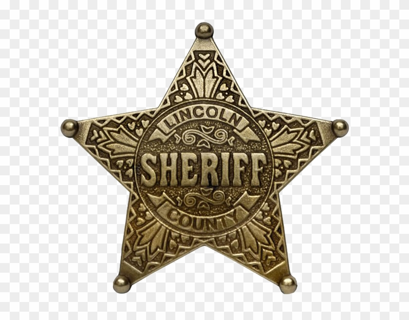 Sheriff Badge Png Transparent.