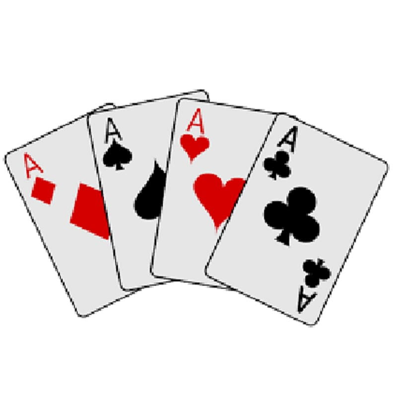Rummy Playing card Card game , sim cards transparent.