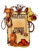 Wild west Clip Art Illustrations. 19,548 wild west clipart EPS.