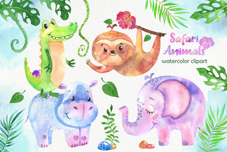 African animals clip art \