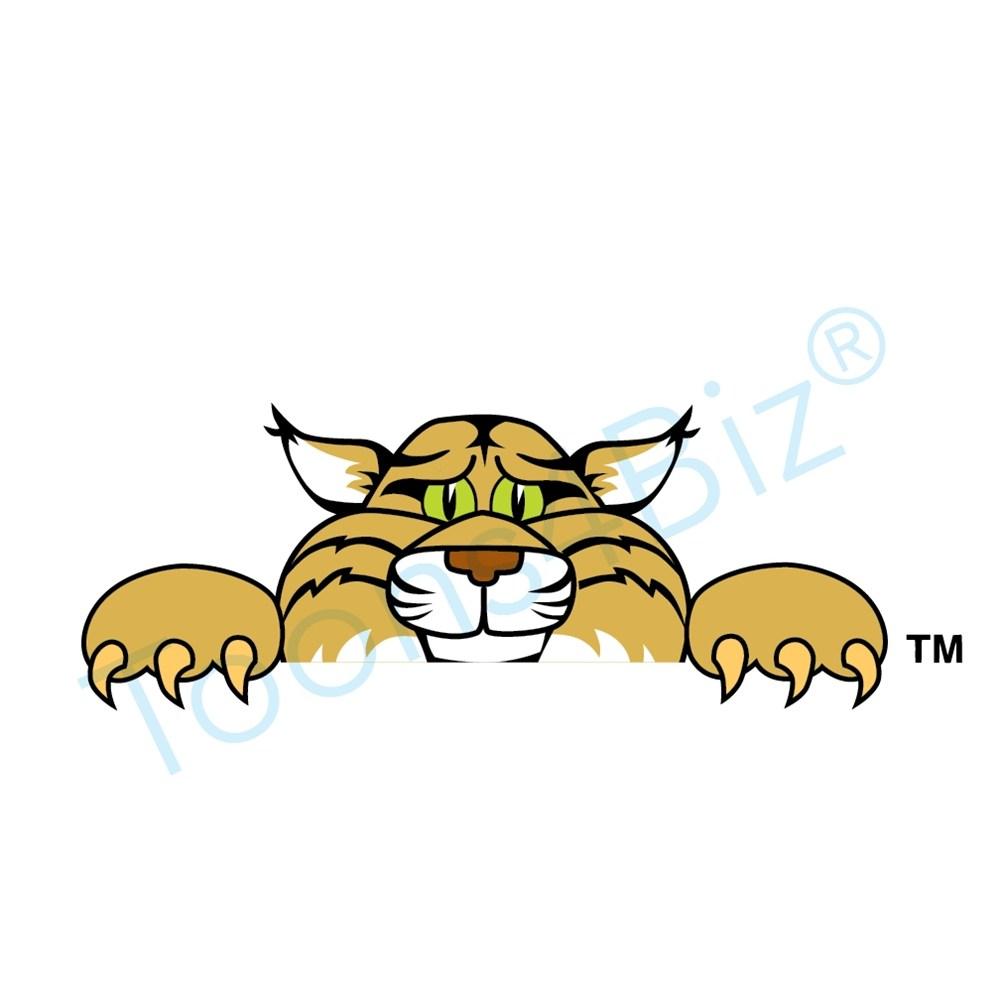 Cartoon wildcat clipart 2 » Clipart Portal.