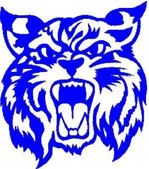 Wildcat Logo Blue.