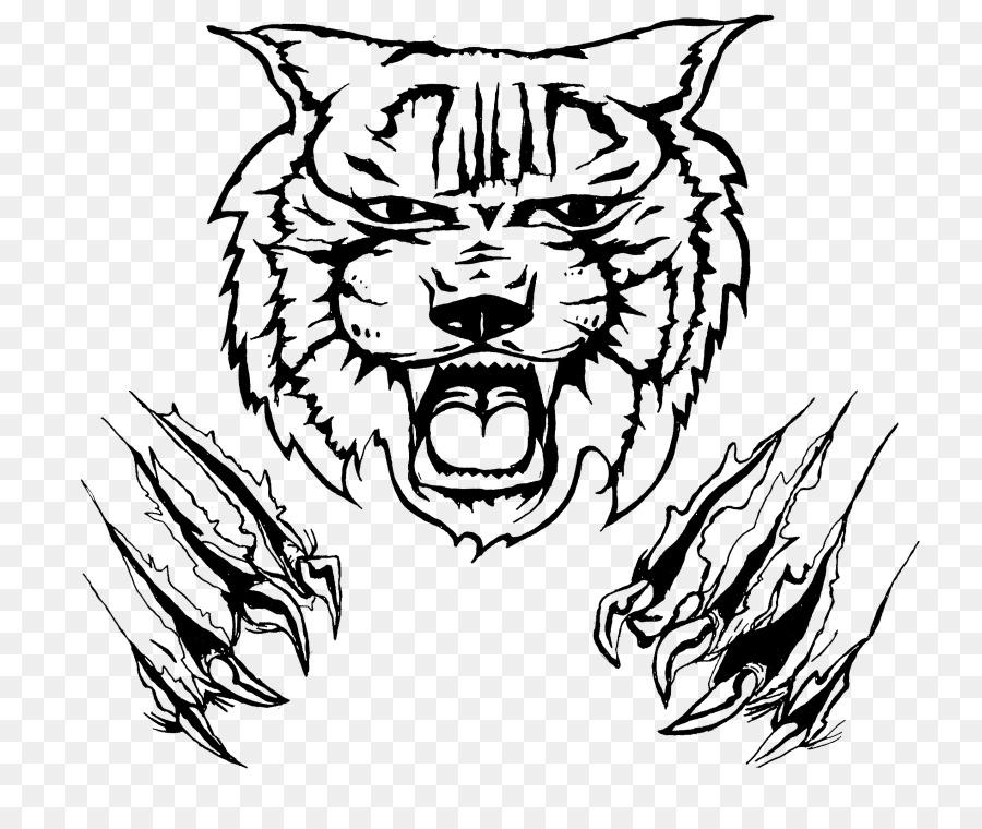 Free Wildcat Png & Free Wildcat.png Transparent Images #18279.