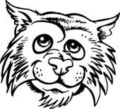Free Wildcat Clipart.