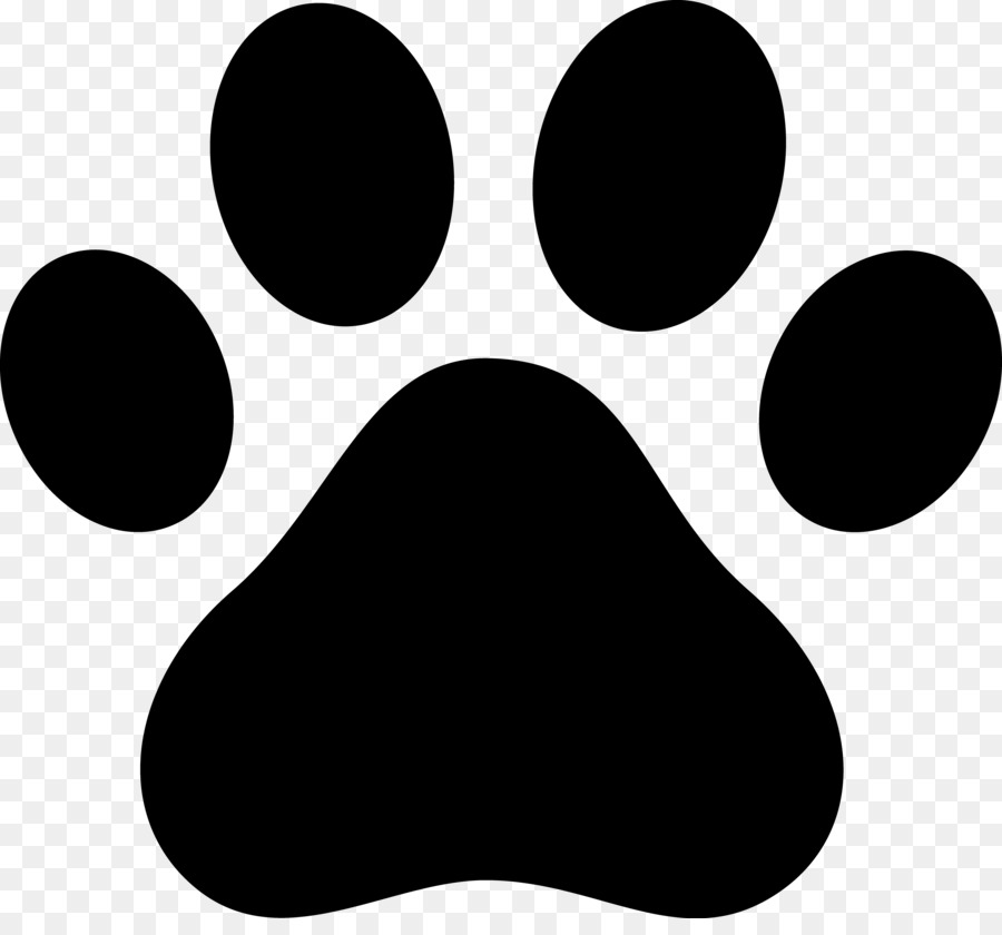 Wildcat Dog Paw Clip art.