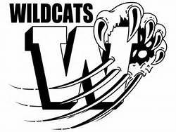 Wildcat Mascot Clip Art.
