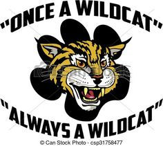 Free wildcat clipart mascot 5 » Clipart Station.