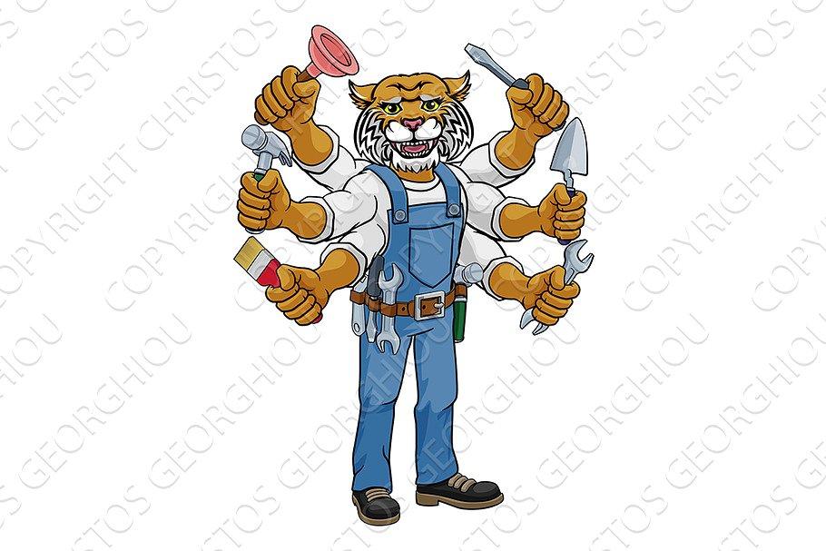 Wildcat Multitasking Handyman.