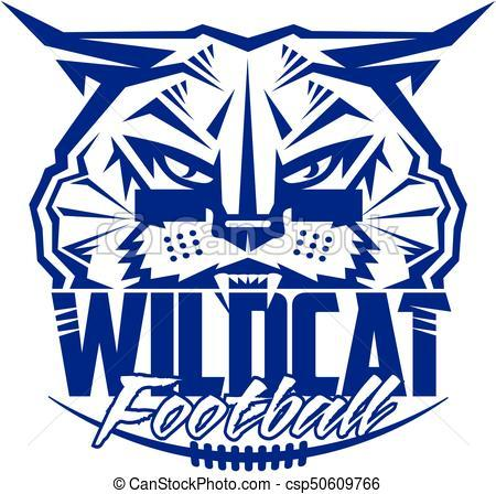 Wildcat football clipart 6 » Clipart Portal.
