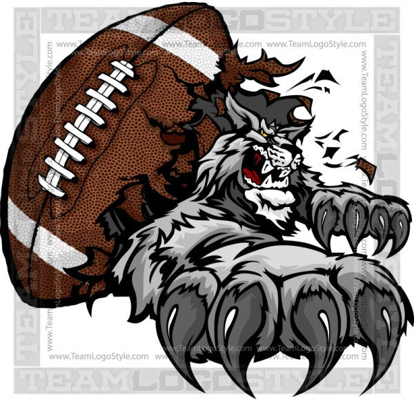 Wildcat Football Cliparts Free Download Clip Art.