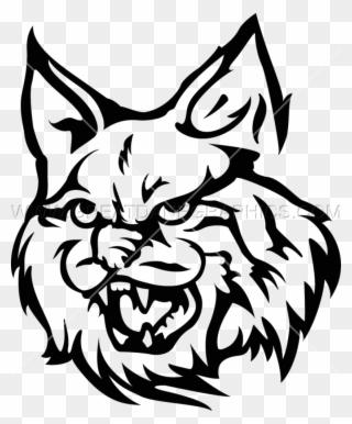 Free PNG Wildcats Mascot Clip Art Download.