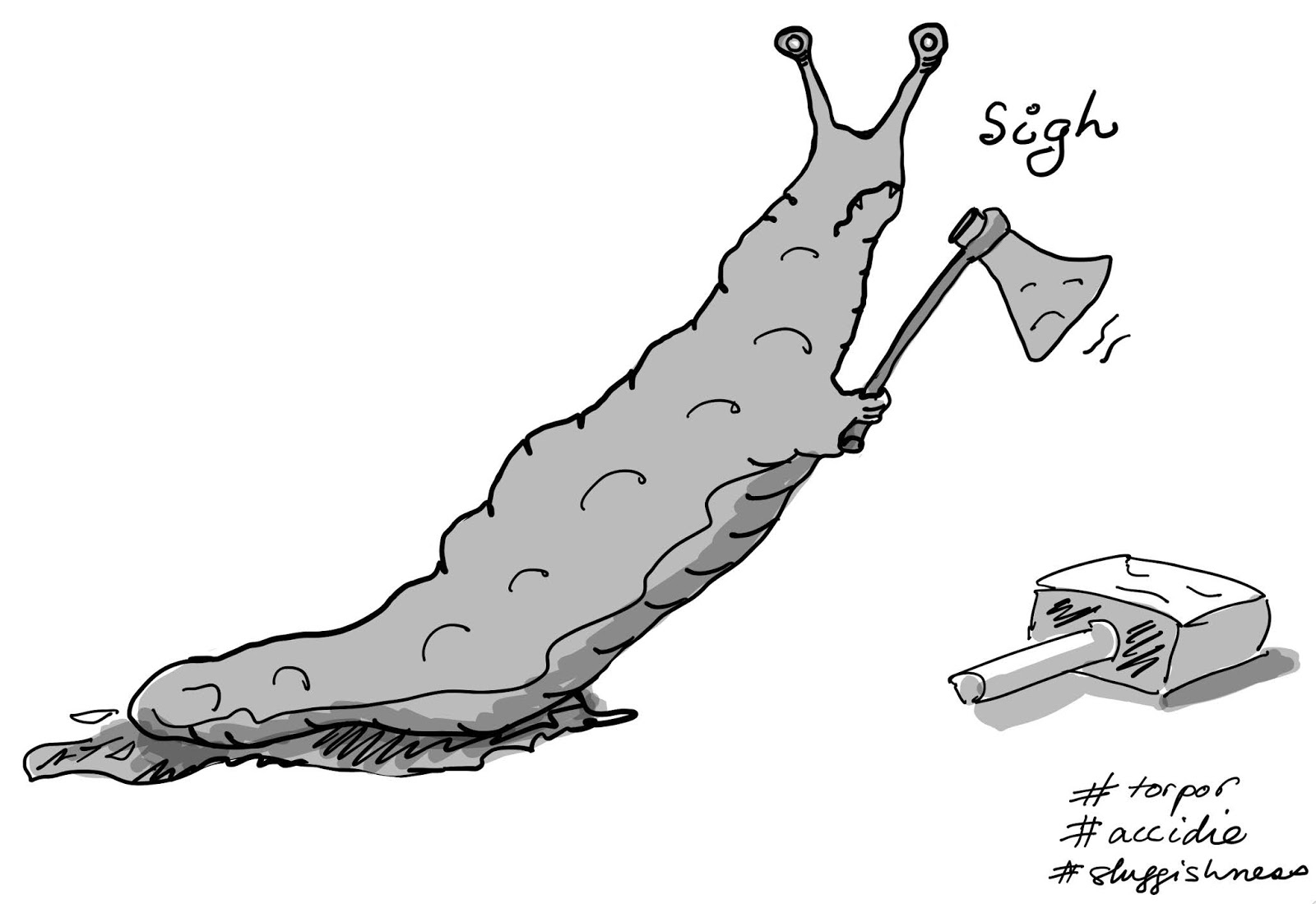 The Accidiental Slug.