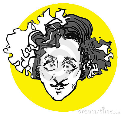 Gene Wilder Stock Illustrations.