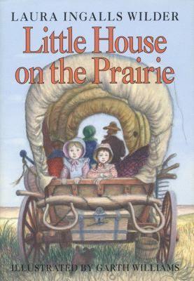 Little House on the Prairie clip art.