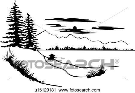 Wilderness clipart 6 » Clipart Portal.
