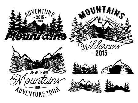 43,785 Wilderness Stock Vector Illustration And Royalty Free.