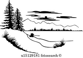 Wilderness Clip Art.