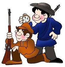Image result for lewis and clark clipart.