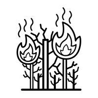 Icon Icons Transparent Isolated Disaster Disasters Fire.