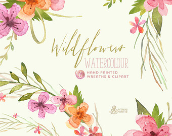 Free Wildflower Frame Cliparts, Download Free Clip Art, Free.