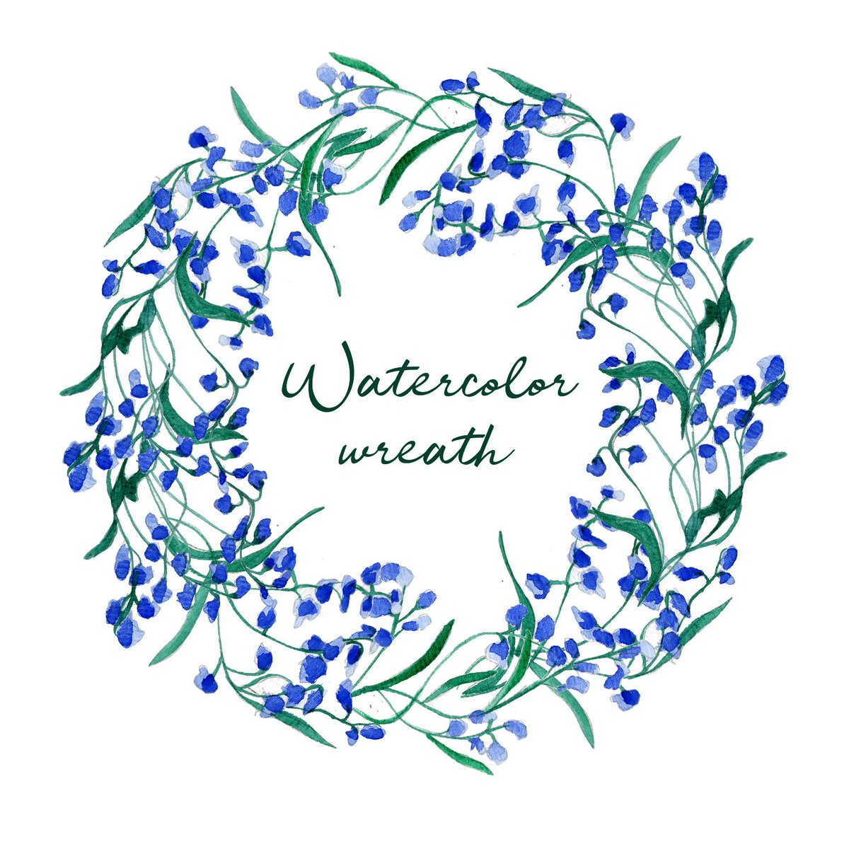 WatercolorClipart on Twitter: \