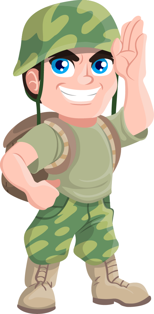 Free to Use & Public Domain Soldier Clip Art.