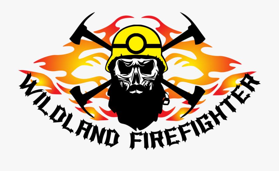 Clipart Skull Firefighter.