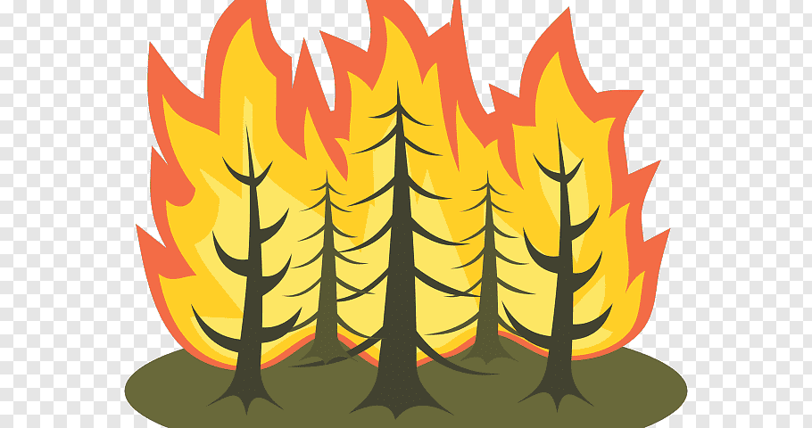 Wildland fire engine cutout PNG & clipart images.