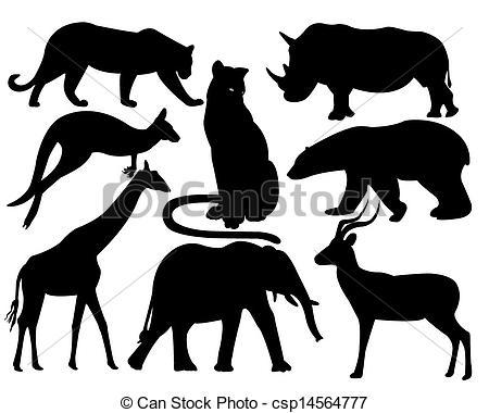 Wildlife clipart #20