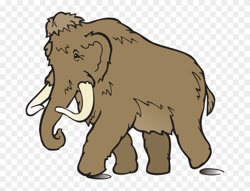 Free To Use & Public Domain Extinct Animals Clip Art.