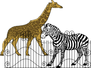 Zoo Animals Clip Art at Clker.com.