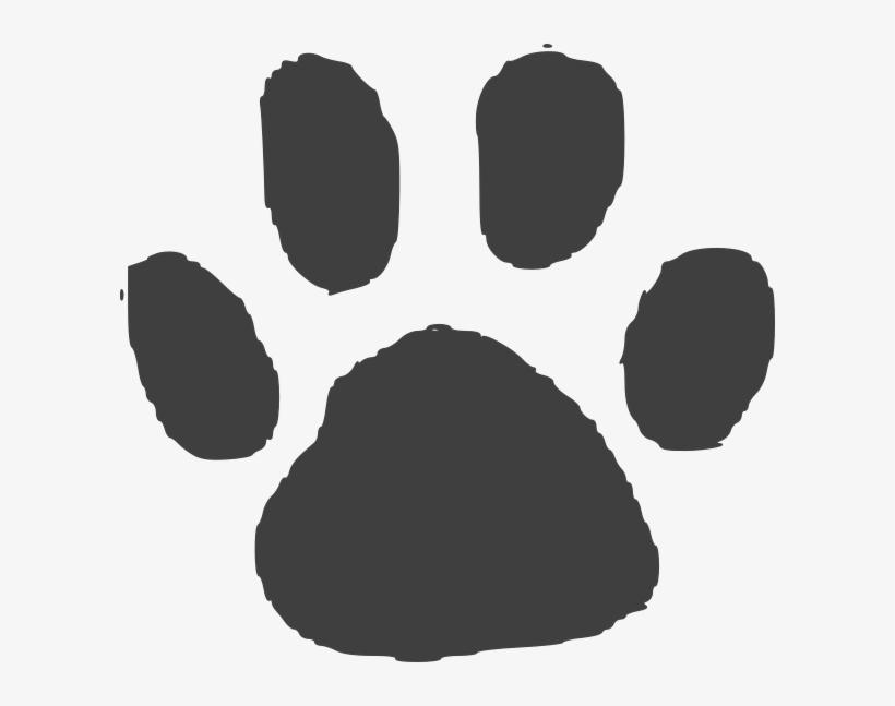 Animal Footprint Clipart PNG Image.