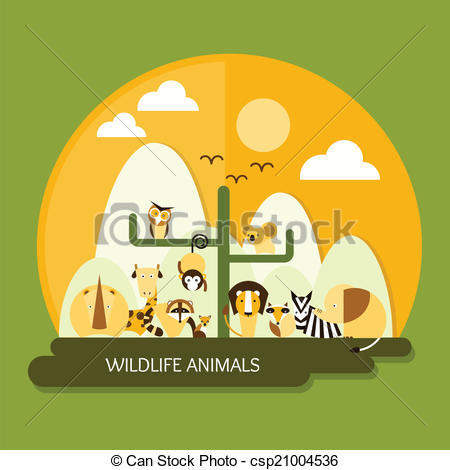 Wildlife reserve Clipart Vector Graphics. 1,764 Wildlife reserve.