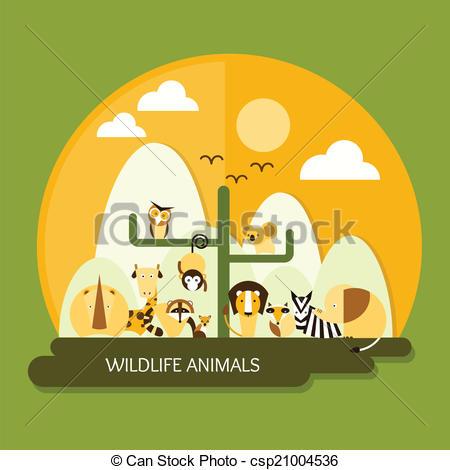 Wildlife reserve Clipart Vector Graphics. 1,764 Wildlife reserve.