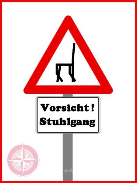 Warnung vor ungewöhnlichem Wildwechsel ! ;.