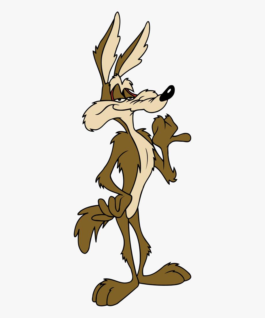 Coyote Road Runner Png.
