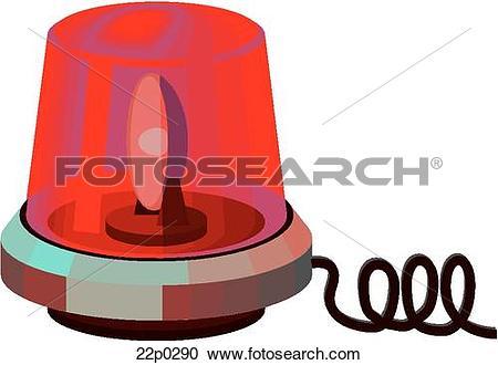 Clipart of siren.