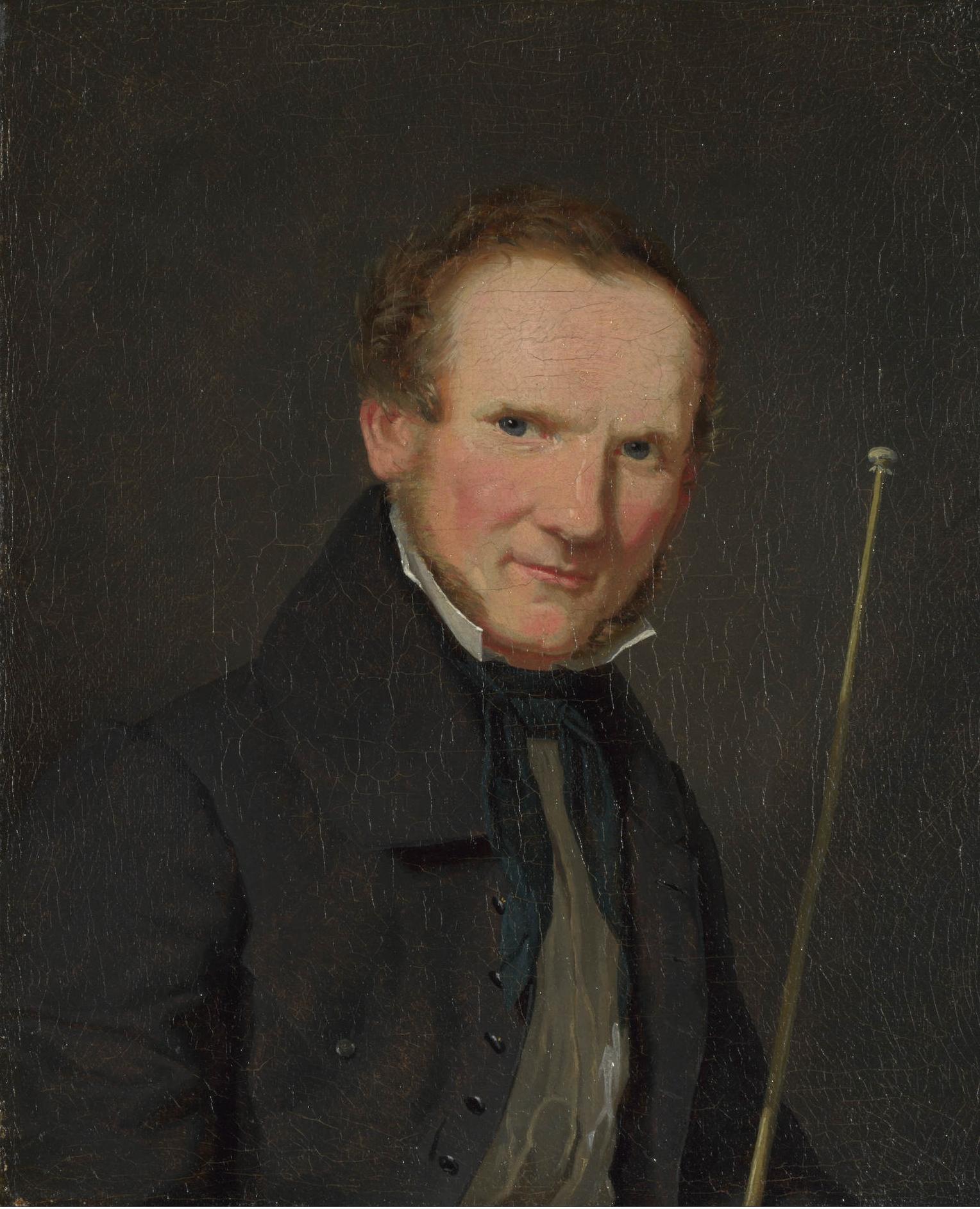 Wilhelm Bendz.