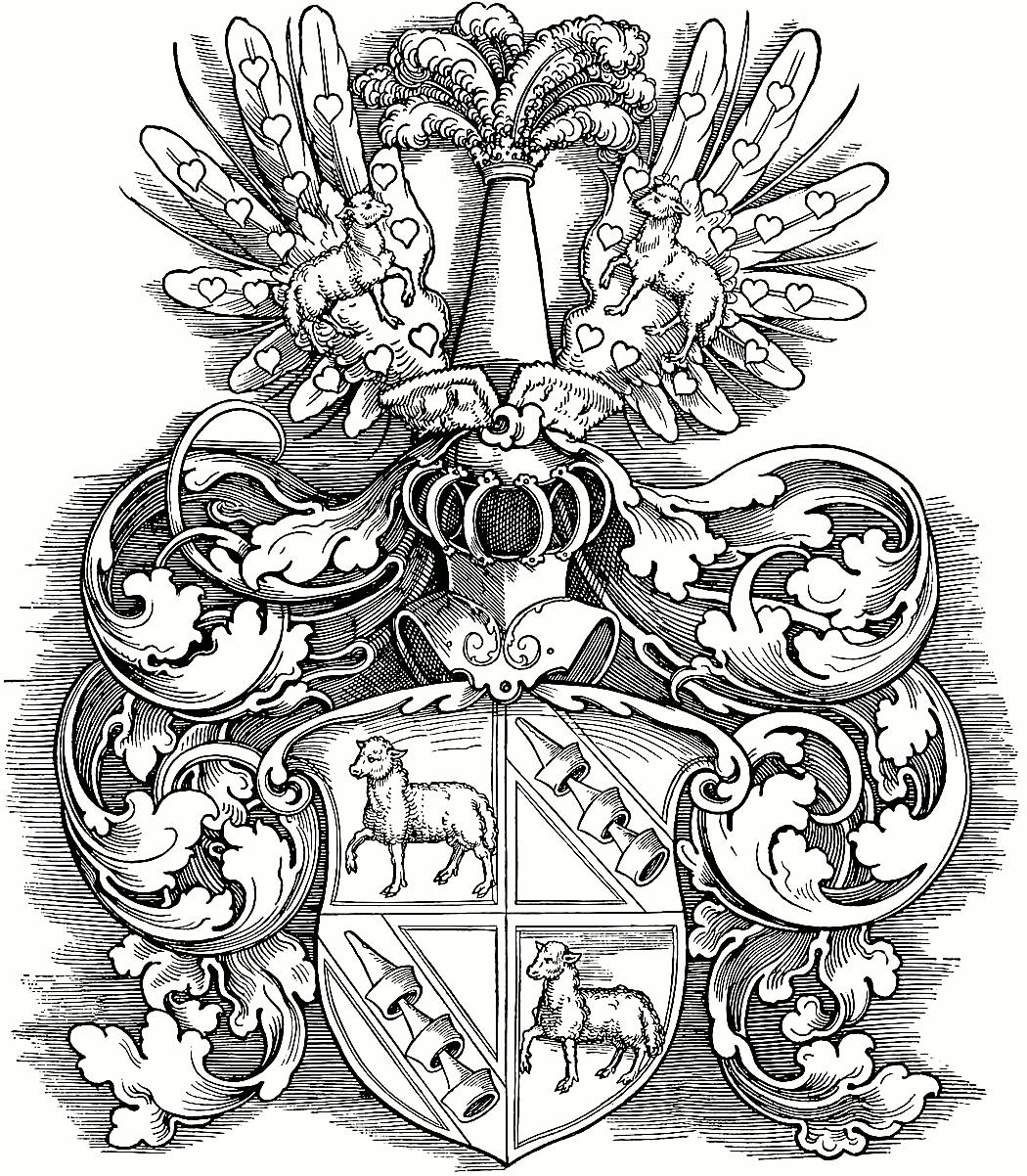 File:Wappen des Wilhelm Löffelholtz.png.