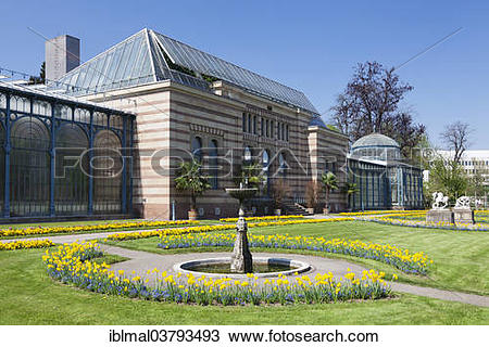 "Stock Photo of ""Moorish villa, Wilhelma, Stuttgart, Baden."